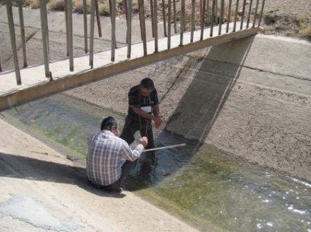 مدیریت به هم پیوسته منابع آب حوضه آبریز قمرود